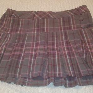 ⭐Torrid plaid skirt size 16⭐